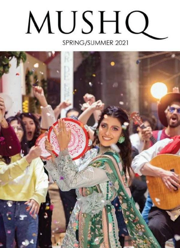 Mushq Spring/Summer'2021