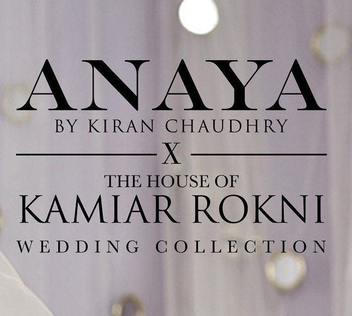 Kamiar Rokni Wedding Collection'20