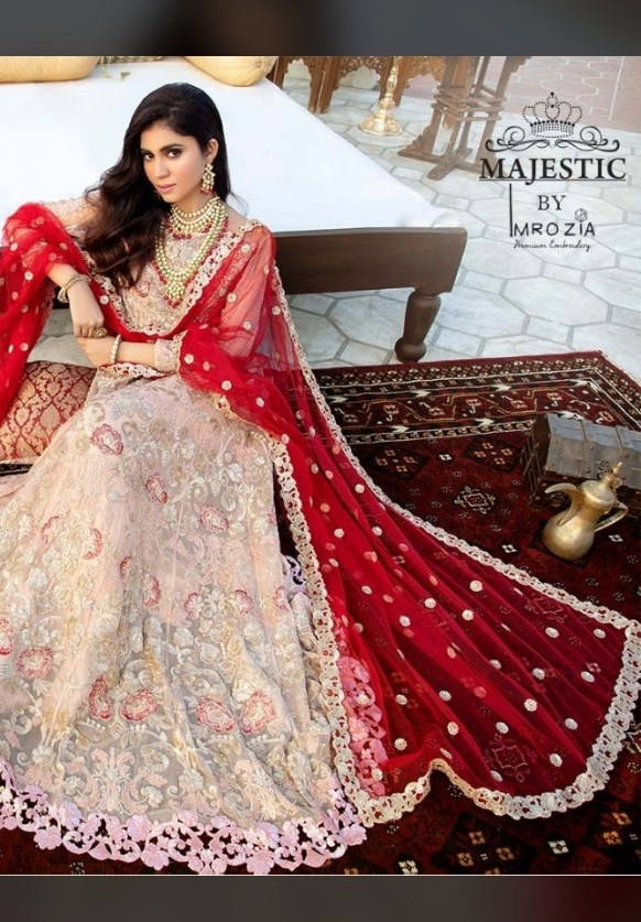 Majestic By Imrozia Collection'20
