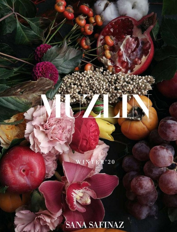 Sana Safinaz Muzlin Winter'20
