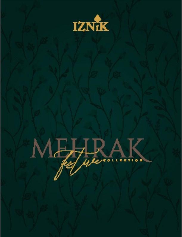 Mehrak By Iznik Festive Collection'20