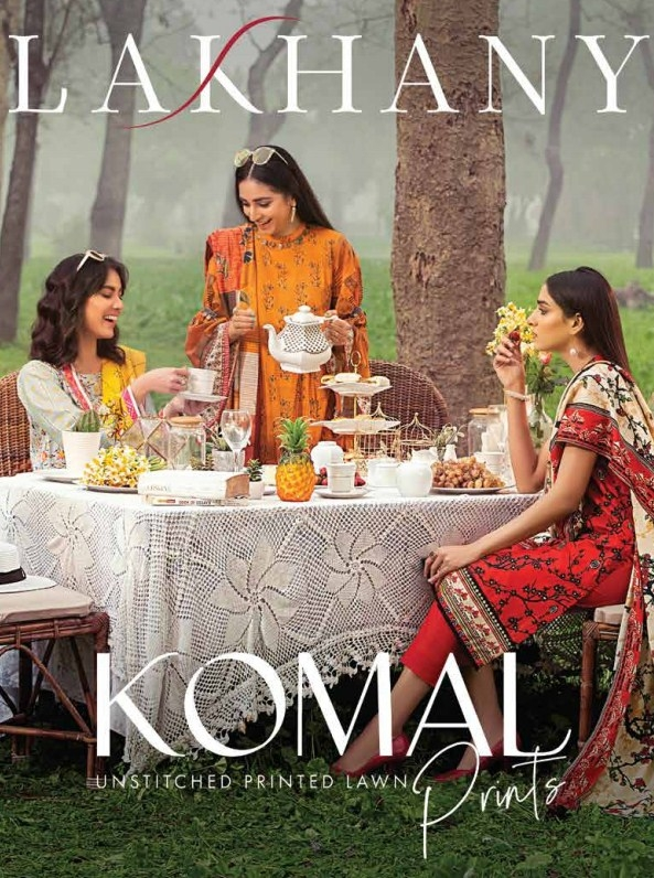 LSM Komal Prints Collection'21