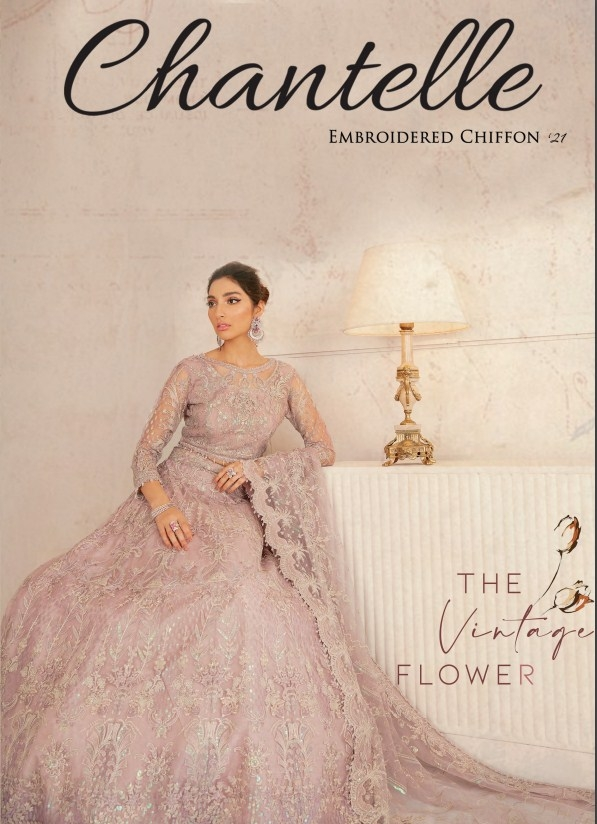 Chantelle EMB Chiffon By Baroque '21