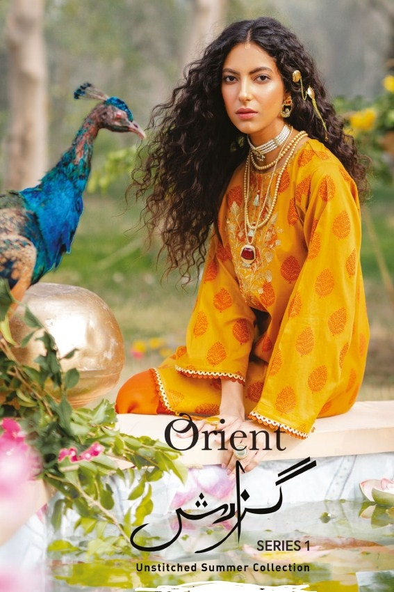 "Orient ""Guzarish"" Series Summer'21"