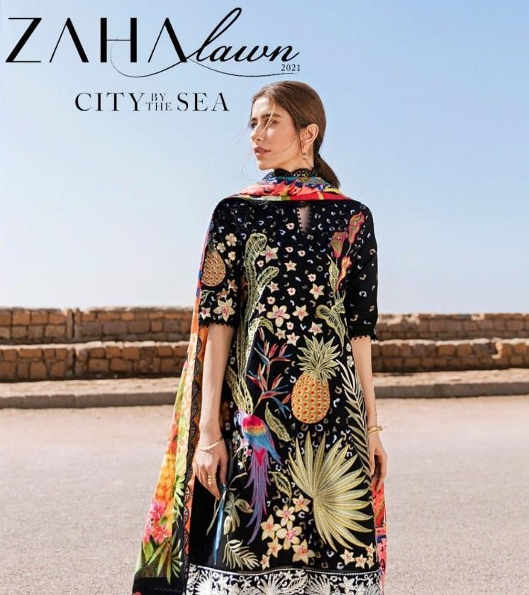 Zaha Lawn'21 City By The Sea