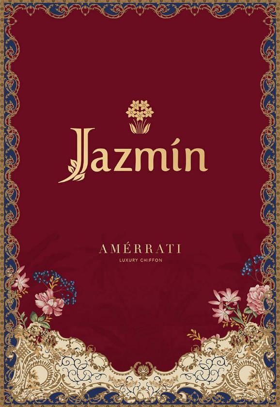 """Jazmin """"Amerrati"""" Luxury Chiffon'20"""