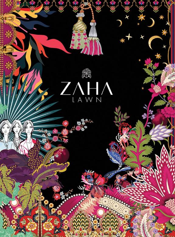 Zaha Lawn'20 VOL-1