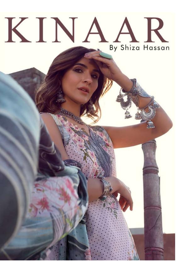 Kinaar By Shiza Hassan Collection'20
