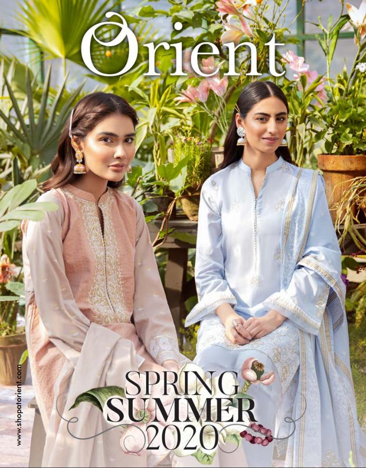 Oreint Spring Summer'2020