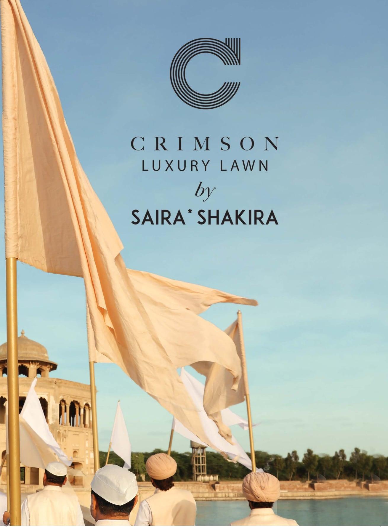 Rani Sahiba By Crimson Luxury Lawn'21