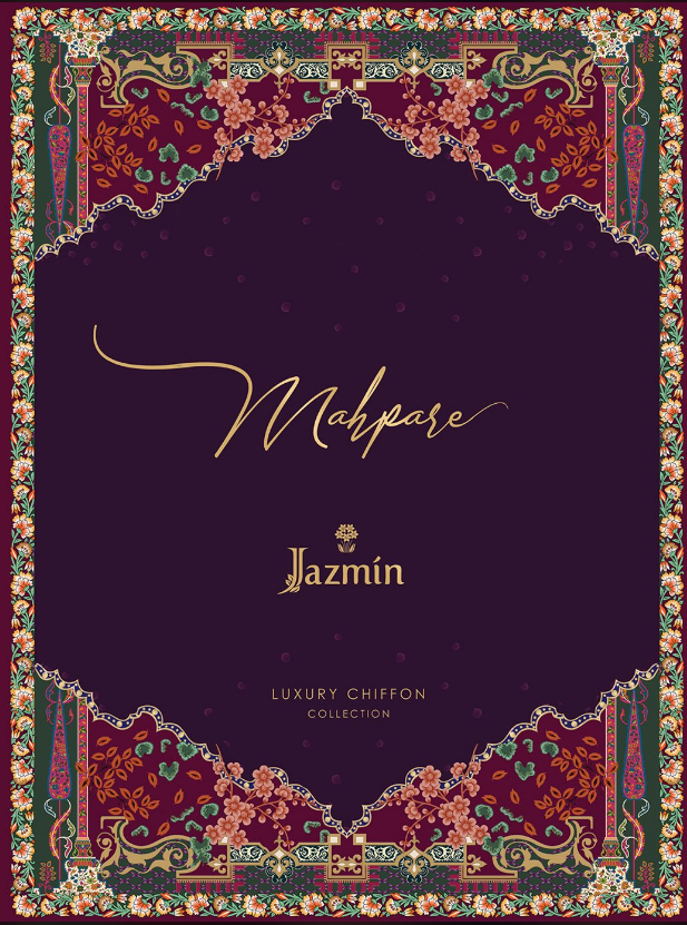 Mahpare By Jazmin Luxury Chiffon'20
