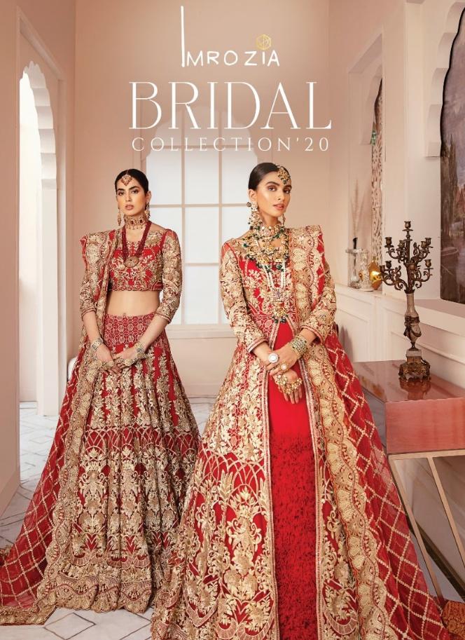 Imrozia Bridal Collection'20