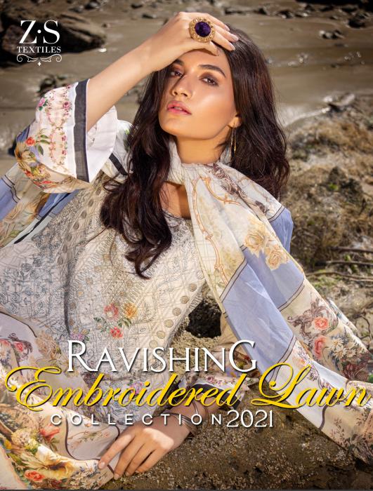Ravishing Chikankari Embroidered'21