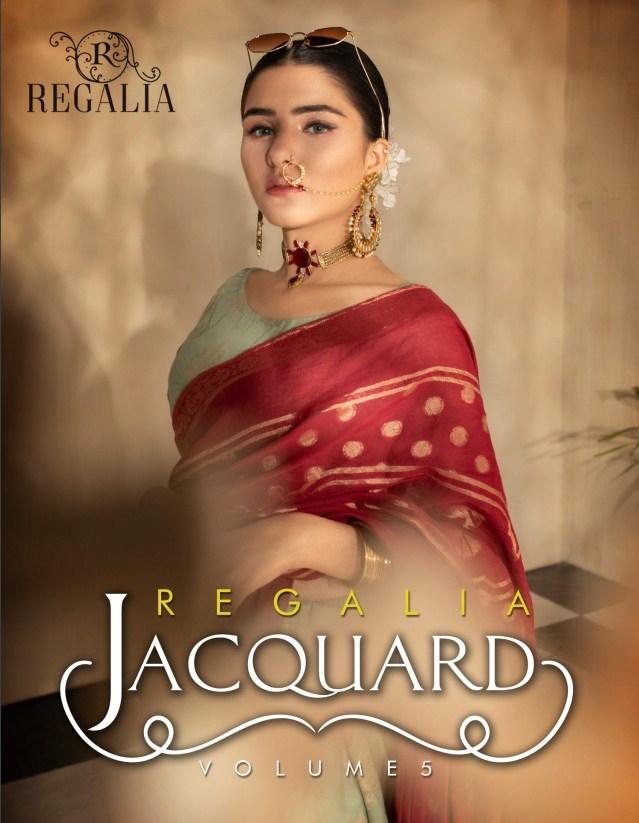 Regalia Jacquard Collection'20 VOL-05