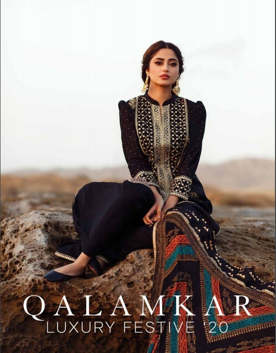 Qalamkar Luxury Festive'20