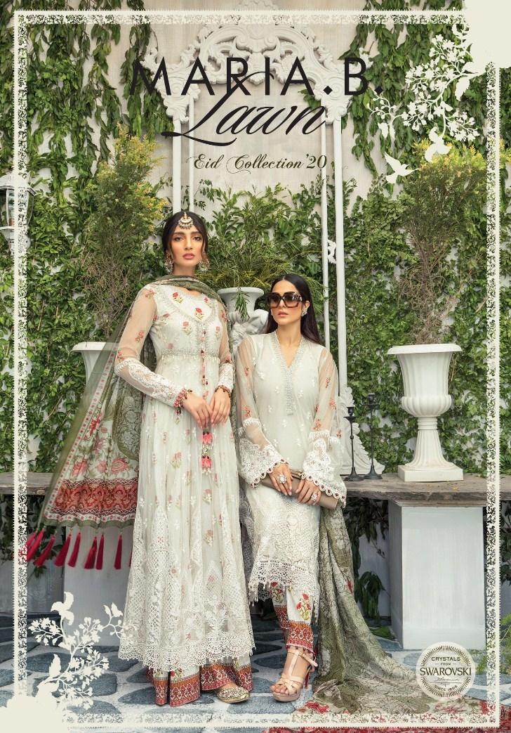 Maria.B Lawn Eid Collection'20