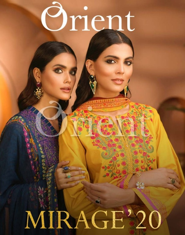 Orient 'Mirage' Collection'20