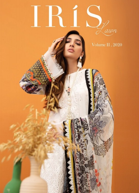 Iris Lawn -Vol-02 -2020