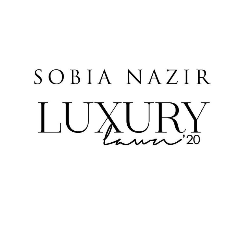 Sobia Nazir Luxury Lawn'20
