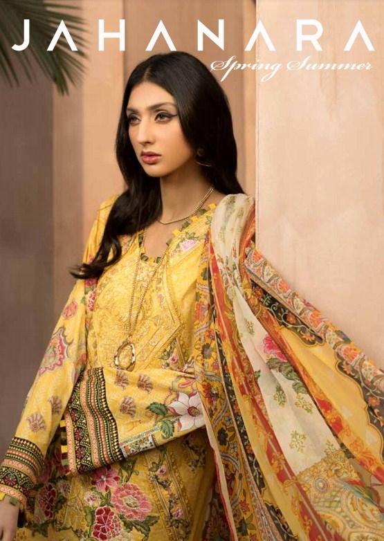 Jahanara Spring/Summer Collection'21