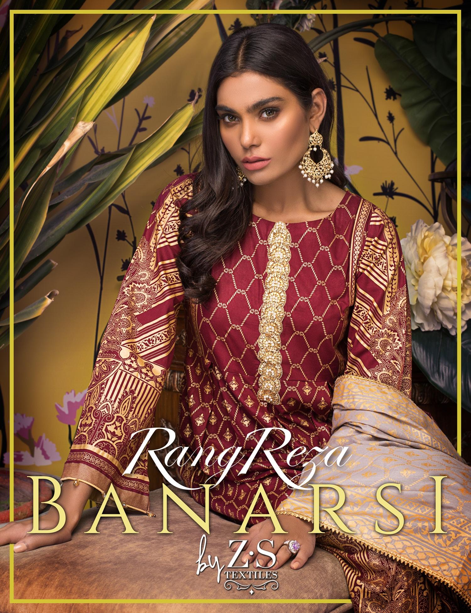 Rangreza Banarsi Collection'20